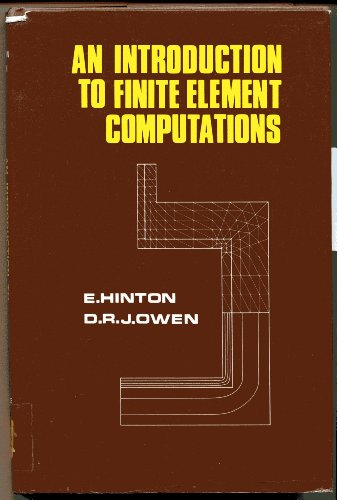 9780906674062: Introduction to Finite Element Computations