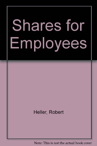 9780906676035: Shares for Employees