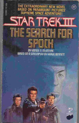 9780906710586: Search for Spock: Storybook