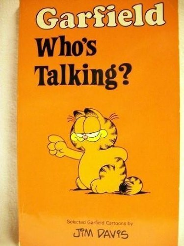 9780906710616: Garfield-Who's Talking? (Garfield Pocket Books)
