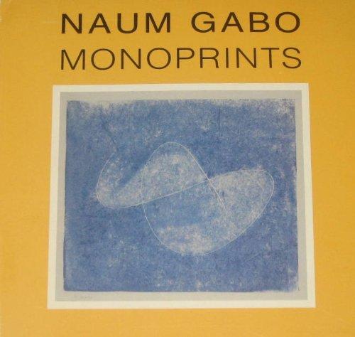9780906715154: Naum Gabo Monoprints