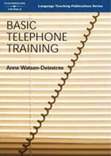 9780906717424: Basic Telephone Training