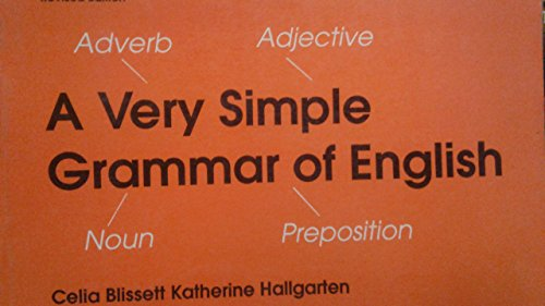 9780906717431: A Very Simple Grammar of English