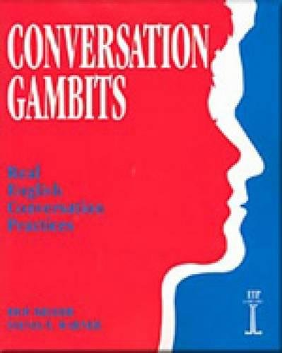9780906717592: Conversation Gambits: Real English Conversation Practices
