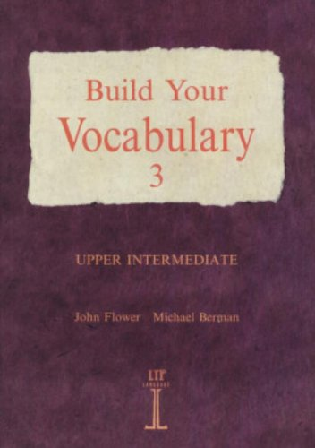 9780906717783: Build your vocabulary. Per le Scuole superiori: 3