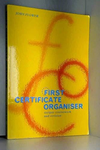 9780906717905: First Certificate Organiser