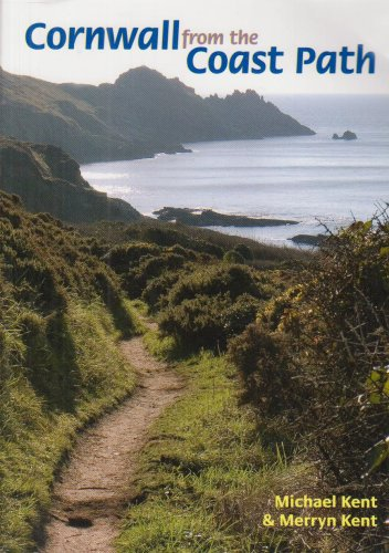 9780906720684: Cornwall from the Coast Path