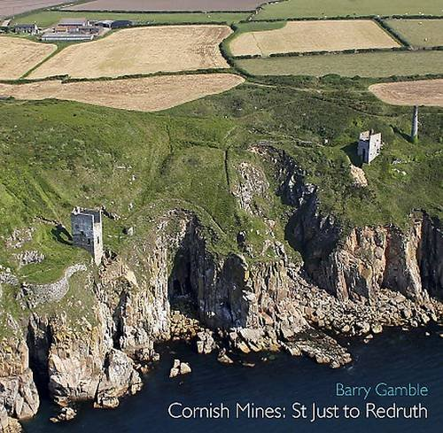 Cornish Mines: St Just to Redruth (Pocket Cornwall): Barry Gamble