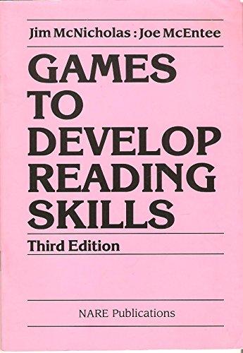 Games to develop reading skills: McNicholas, Jim