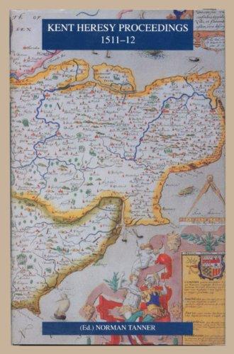 9780906746257: Kent Heresy Proceedings 1511-1512
