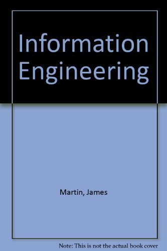 9780906774434: Information engineering