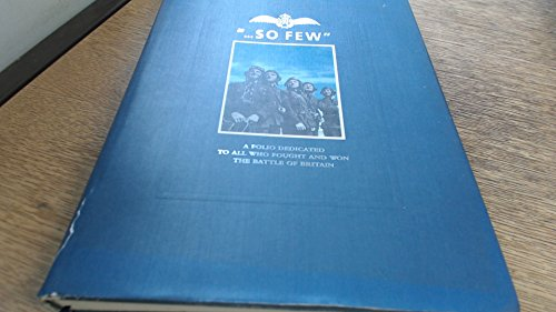 SO FEW (0906782929) by JOHN GOLLEY