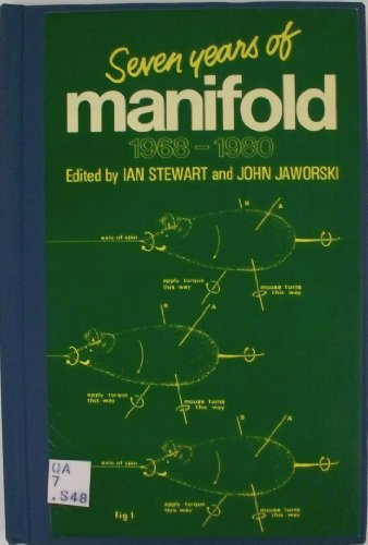 9780906812075: Seven Years of Manifold. 1968-1980