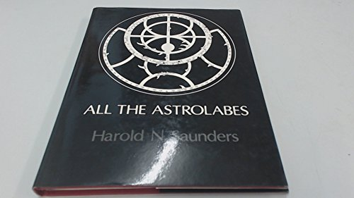 All the Astrolabes.: SAUNDERS, Harold N.: