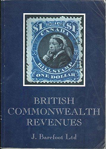 9780906845509: British Commonwealth Revenues