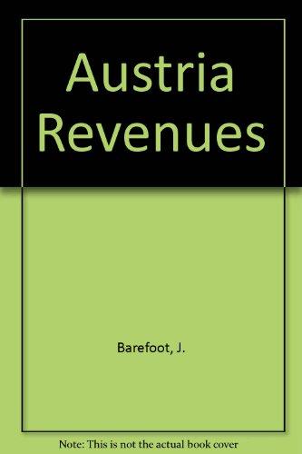 9780906845608: Austria Revenues