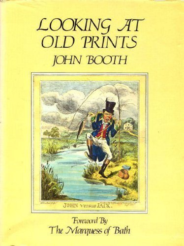 9780906853030: Looking at old prints