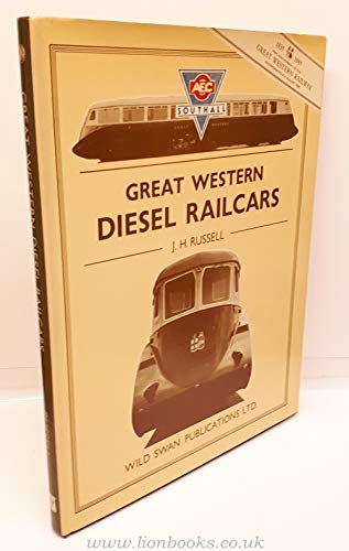 An Illustrated History Of Great Western Diesel: Russell, J. H.