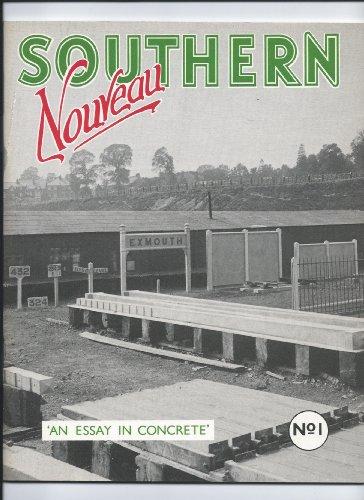 9780906867471: Southern Nouveau: An Essay in Concrete No. 1