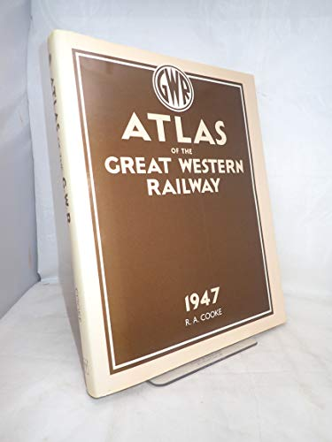 9780906867655: Atlas of the Great Western Railway: As at 1947
