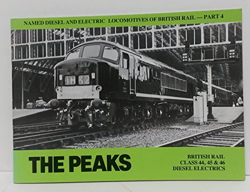 Named Diesel and Electric Locomotives of British: John Chalcraft