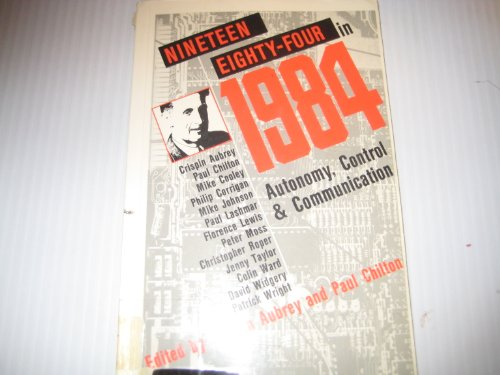 9780906890431: Nineteen Eighty-four in