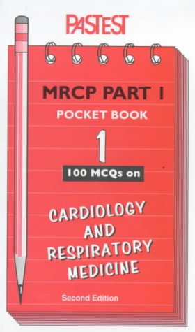 9780906896587: MCQs in Cardiology and Respiratory Medicine (MRCP Part 1 Pocket Books)