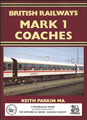 9780906899496: British Railways Mark 1 Coaches (Pendragon Books)