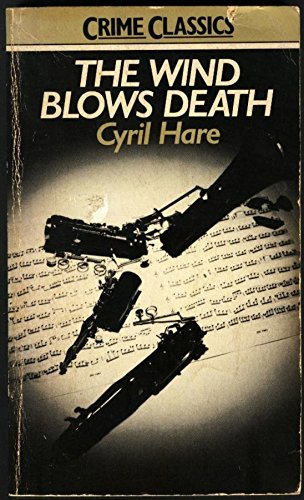 Wind Blows Death (090690885X) by Hare, Cyril