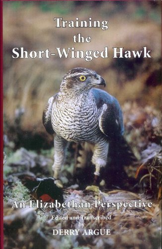 9780906924082: Training the Short-winged Hawk: An Elizabethan Perspective