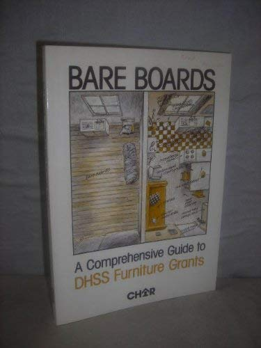 9780906951088: Bare Boards: Action Guide to Furniture Grants (Action guide series)