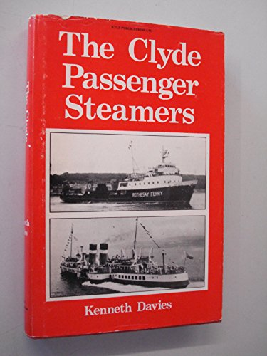 The Clyde Passenger Steamers.
