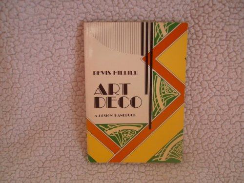 9780906969533: Art Deco (Design Handbooks)
