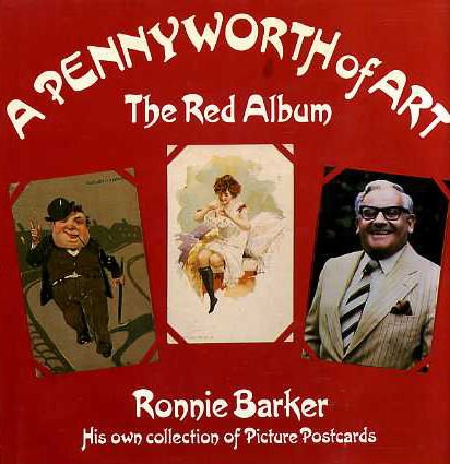 9780906969618: A Pennyworth of Art: The Red Album