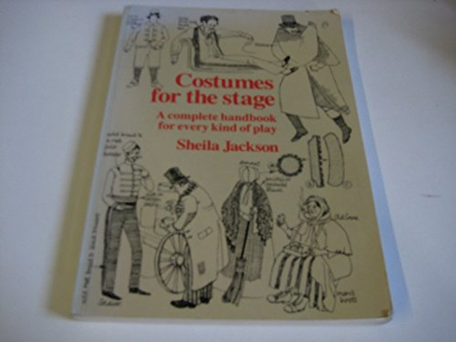 9780906969779: Costumes for the Stage (Stage & costume)