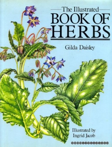 9780907025177: The Illustrated Book of Herbs