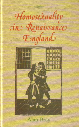 9780907040163: Homosexuality in Renaissance England