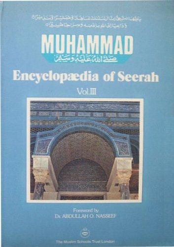 9780907052180: Muhammad - Encyclopaedia of Seerah: v. 3