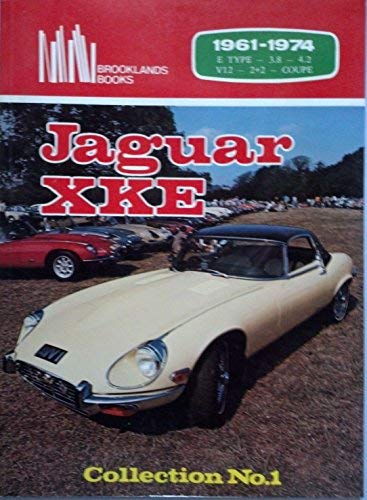 9780907073086: Jaguar XKE (1961 - 1974, E Type-3.8-4.2 V12-2+2-Coupe -Collection No.1)