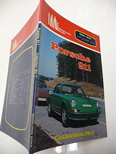9780907073123: Porsche 911: Collection No. 1 1965-1975