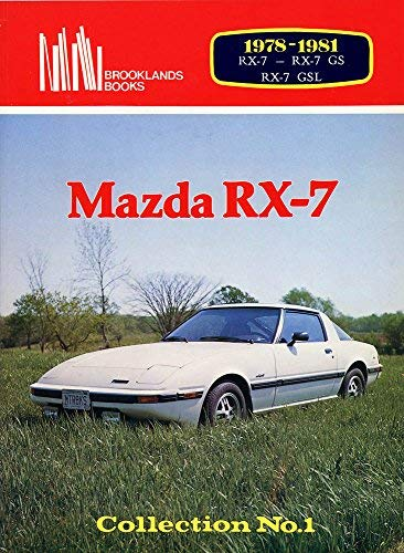 Mazda Rx-7 Collection 1: Clarke, R.M.