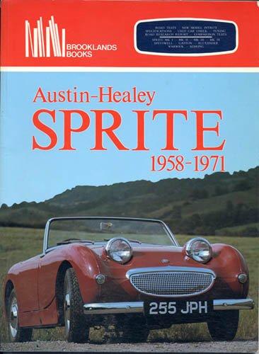 9780907073406: Austin Healey Sprite, 1958-71