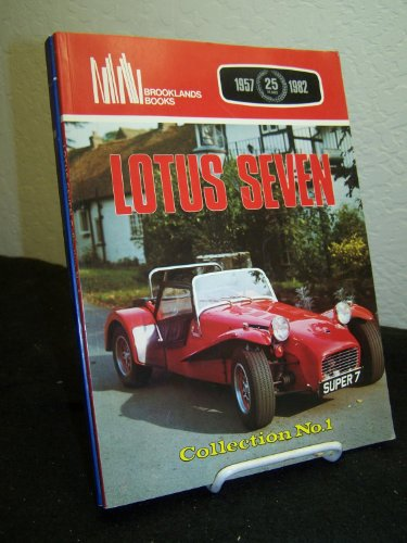 9780907073505: Lotus 7 Collection 1