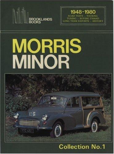 Morris Minor Collection No. 1 1948-80 (Brooklands Road Tests): Clarke, R M