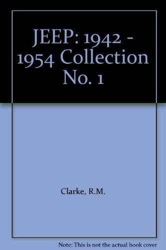 9780907073543: Jeep Collection No. 1