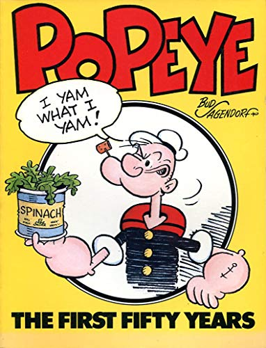 9780907080169: Popeye: The First Fifty Years