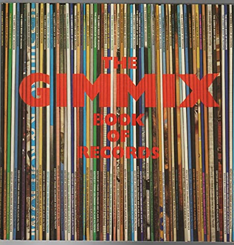 The Gimmix Book of Records : An Almanac of Unusual Records, Sleeves and Picture Discs