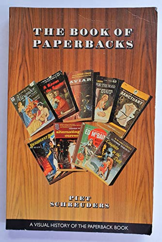 Book of Paperbacks (0907080189) by Piet Schreuders