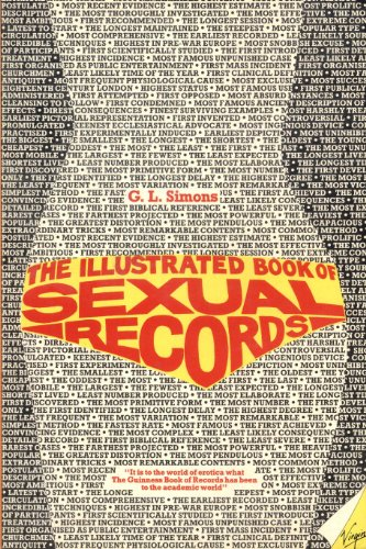 Illustrated Book of Sexual Records: Simons, Geoff L.