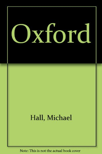 9780907115045: Oxford